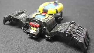 It is a SPIDER SHOCK of Kamen Rider W MEMORYGADGET SERIES 02 メモリ...
