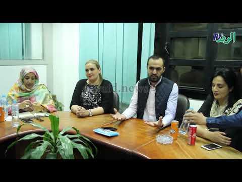 زاريه باريكيان يكشف عن كواليس التصفيات النهائية لمسابقة ملكة المحجبات العرب وافريقيا 2019  - 22:52-2019 / 4 / 12