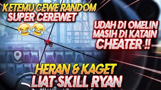 """OM BELIIN IPHONE OM"" ! RANDOM SUPER CEREWET KAGET LIAT SKILL SUPERNAYR !! Ryan Prakasha PUBG MOBILE"