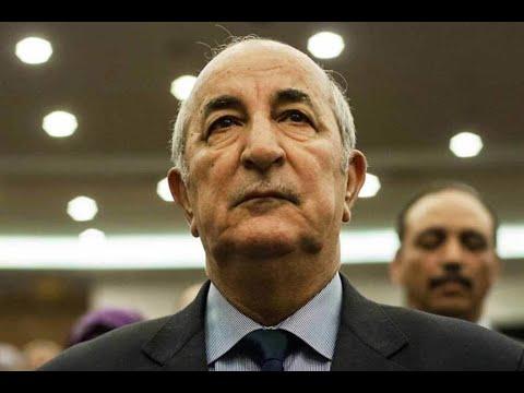 عبد المجيد تبون رئيسا للجزائر بعد فوزه في الانتخابات الرئاسية بنسبة 58,15 في المئة  - نشر قبل 2 ساعة