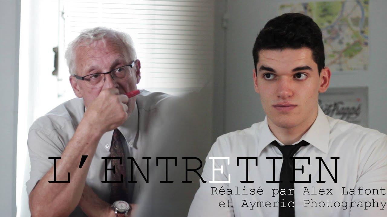L'ENTRETIEN (Court métrage)