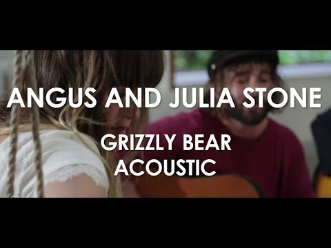 Angus and Julia Stone - Grizzly Bear - Acoustic [Live in Paris]