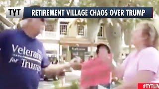 Civil War at Retirement Community Over Trump