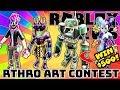 ROBLOX NEWS: Rthro Art Contest Is Back - Winners Get $500 CASH!