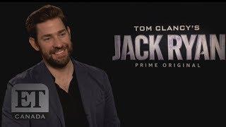 John Krasinski Reveals 'A Quiet Place' Sequel Plans
