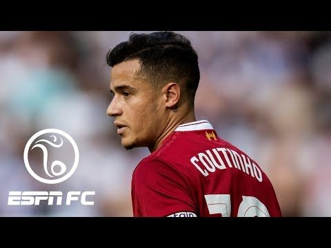 How Will Liverpool Line Up Without Philippe Coutinho? | ESPN FC