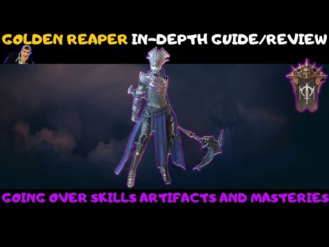 GOLDEN REAPER | IN-DEPTH GUIDE/REVIEW | Raid: Shadow Legends