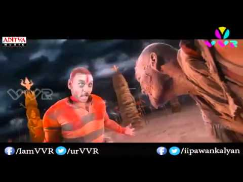 Kanchana 2 teaser