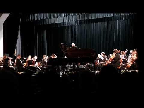 П.И.Чайковский. Первый концерт. Фрагмент