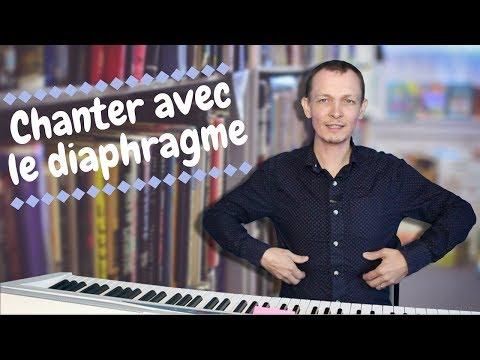 Comment chanter avec le DIAPHRAGME ? Le secret du coach - #BienChanter n°53