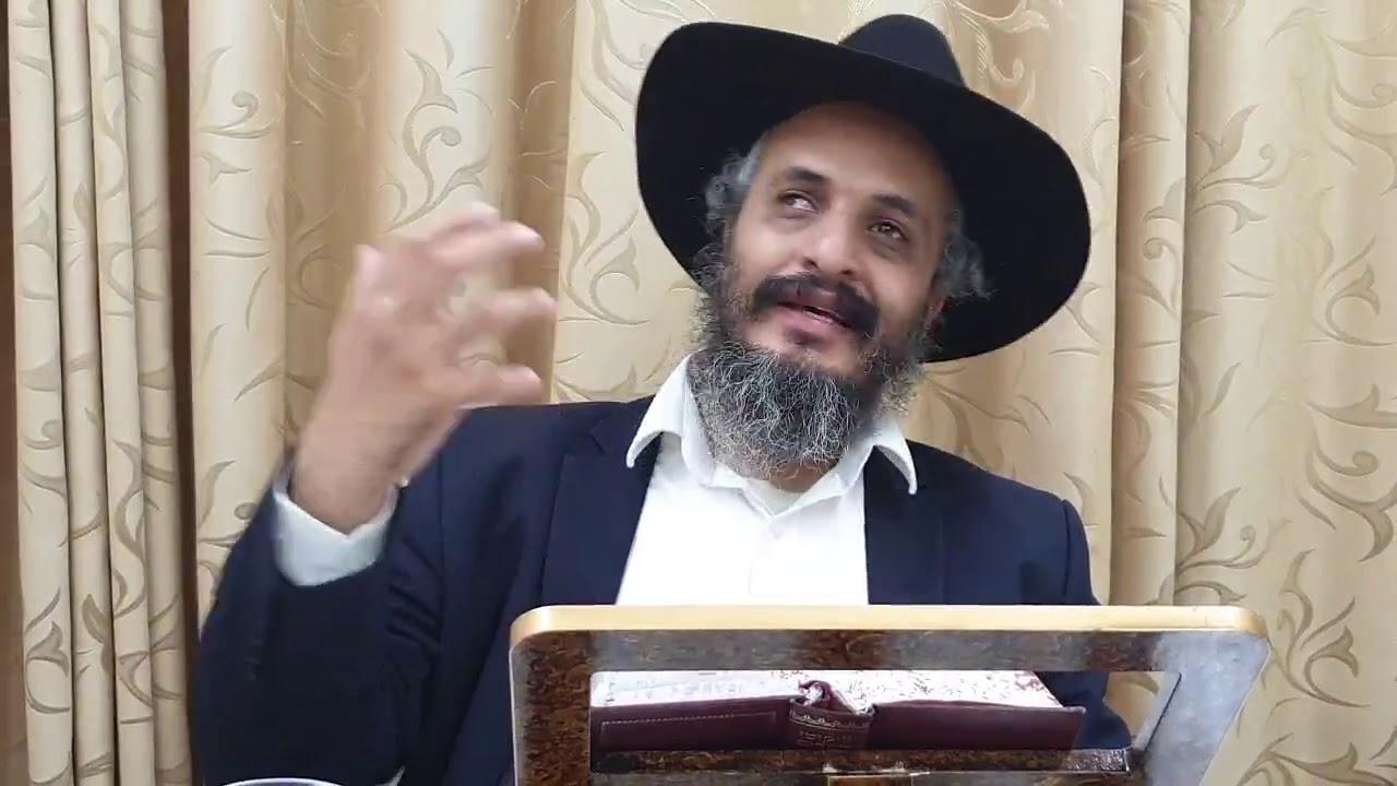 """הרב שמואל מעטוף שיעור בתניא פרק יא' תשע""""ט"""