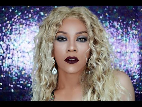 A boy to Beyonce - Hymn for the weekend makeup...