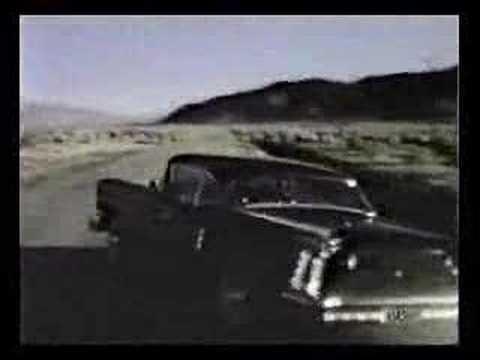 Comparison of 1958 Cars Part 1