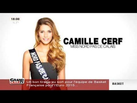 Le Nord Pas-de-Calais a enfin sa Miss France !