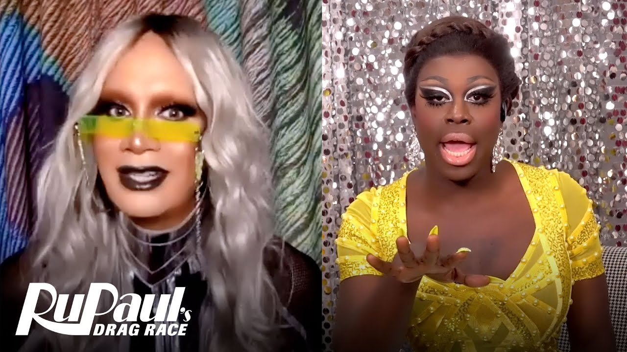 The Pit Stop S5 E6 | Bob & Raja Recap The Backyard Ball | RuPaul's Drag Race All Stars