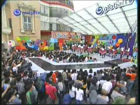 JKT48 - Heavy Rotation Live Show TV - MTV INDONESIA 100% AMPUH