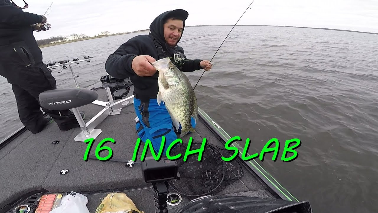 Crappie Fishing in Texas | Lake Fork