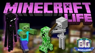 Monster Hunt - The Minecraft Life - Bro Gaming