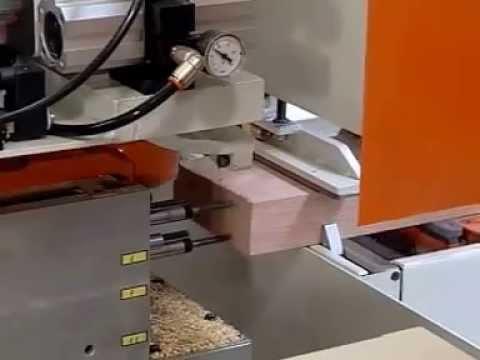 Macchine Per Lavorare Il Legno : Macchine lavorazione legno angolo per serramenti window production