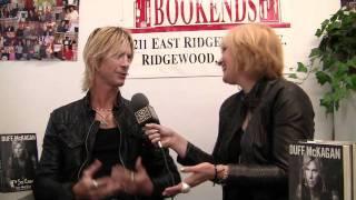 Rock Book Show Interview-Duff McKagan