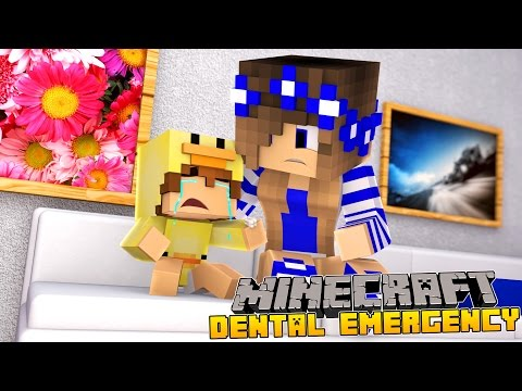 Minecraft-911 Emergency-BABY DUCK HAS AN ACCIDENT IN DAY CARE!!