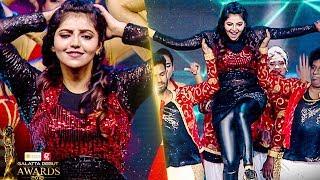 ROWDY BABY Athulya's Dazzling Dance Performance | Galatta Debut Awards
