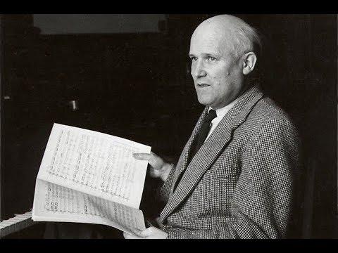 """Willy Burkhard """"Concierto para Violín y Orquesta nº 2, Op. 69"""""""