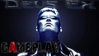 Deus Ex GOTY Edition Gameplay (PC/HD)
