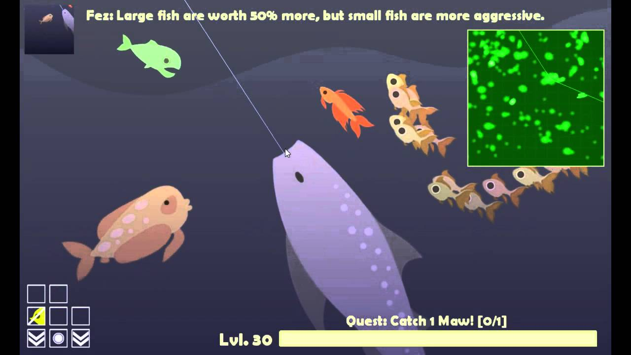 Cat Goes Fishing Game Free Download