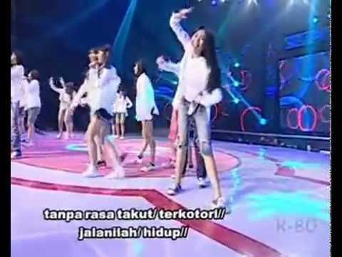 JKT48   Shiroi Shirt   Baju Putih  Mega Konser RCTI   YouTube