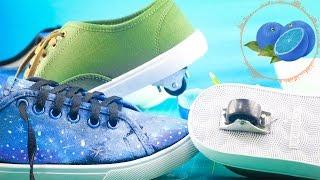 DIY: CUM SA FACI SKATE-PANTOFI (Heelys) ?!!