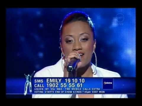 Emily Williams - Can't Help Falling In Love