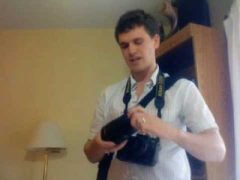 How to Quickly Change SLR DSLR Camera Lens Large f/2.8's!