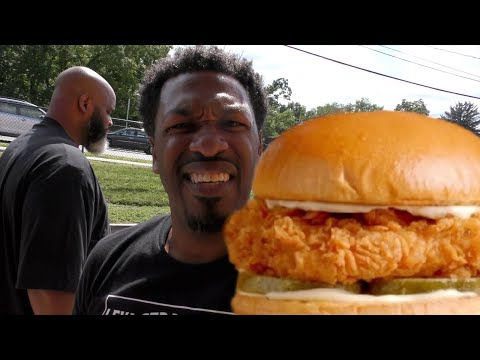 POPEYES SOLD OUT OF CHICKEN SANDWICHES! (feat. C SNACKS)