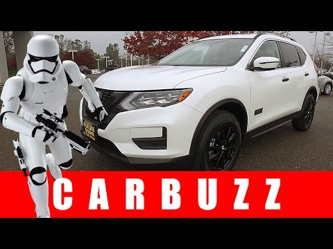 Unboxing 2017 Nissan Rogue One STAR WARS Limited Edition