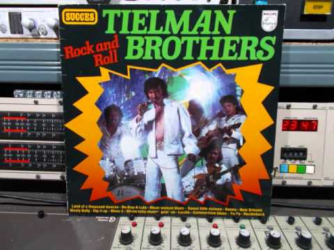 The Tielman Brothers Whole Lotta Shakin' Goin' On Remasterd By B.v.d.M 2016