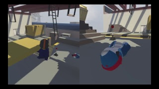 Beating Human Fall Flat w/Grant