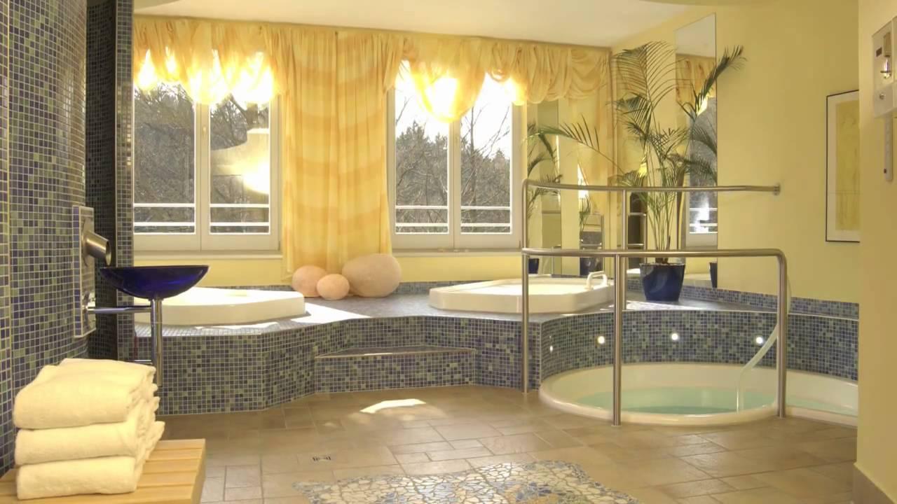 Video Wellness-Hotel in Hohnstein Wellnessurlaub Sachsen