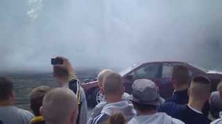 Kamiluś BMW E36 M-Power AMS Skaryszew 2014