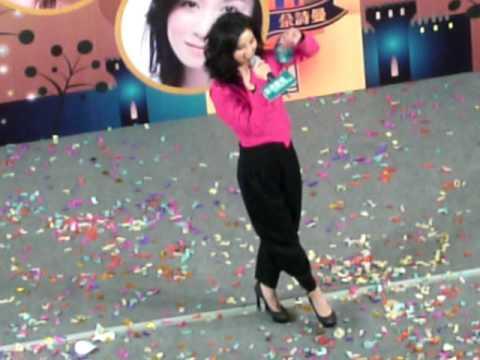 [LIVE] Make a Wish - Charlene Choi (Tsuen Wan Plaza 2009 New Year Count Down)