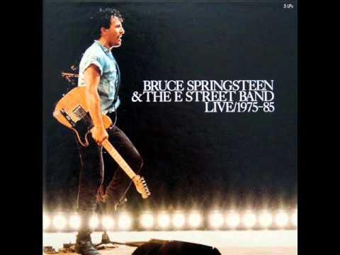 Bruce Springsteen - Growin up (live)