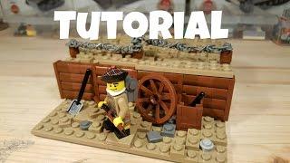LEGO Trench Tutorial