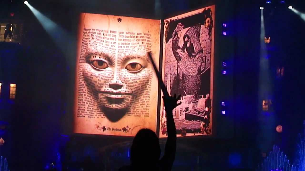 Tomorrowland Tomorrowland 2012 The Book Of Wisdom