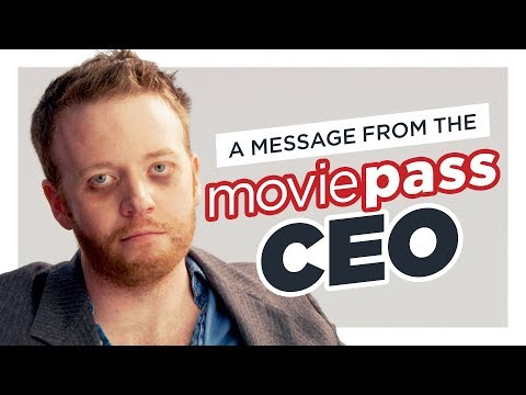 MoviePass CEO: PLEASE DONT CANCEL