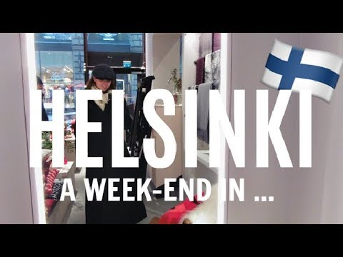 A weekend in Helsinki | My life in Finland