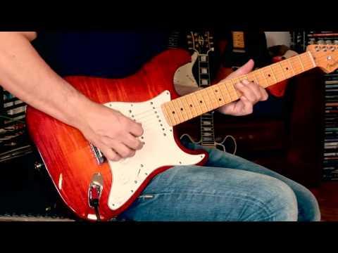 "Fender Stratocaster ""Select"" (USA) part 1"