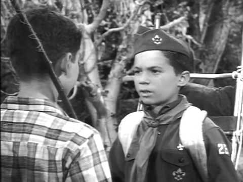 Fury THE BOY SCOUT STORY - Peter Graves TV WESTERN