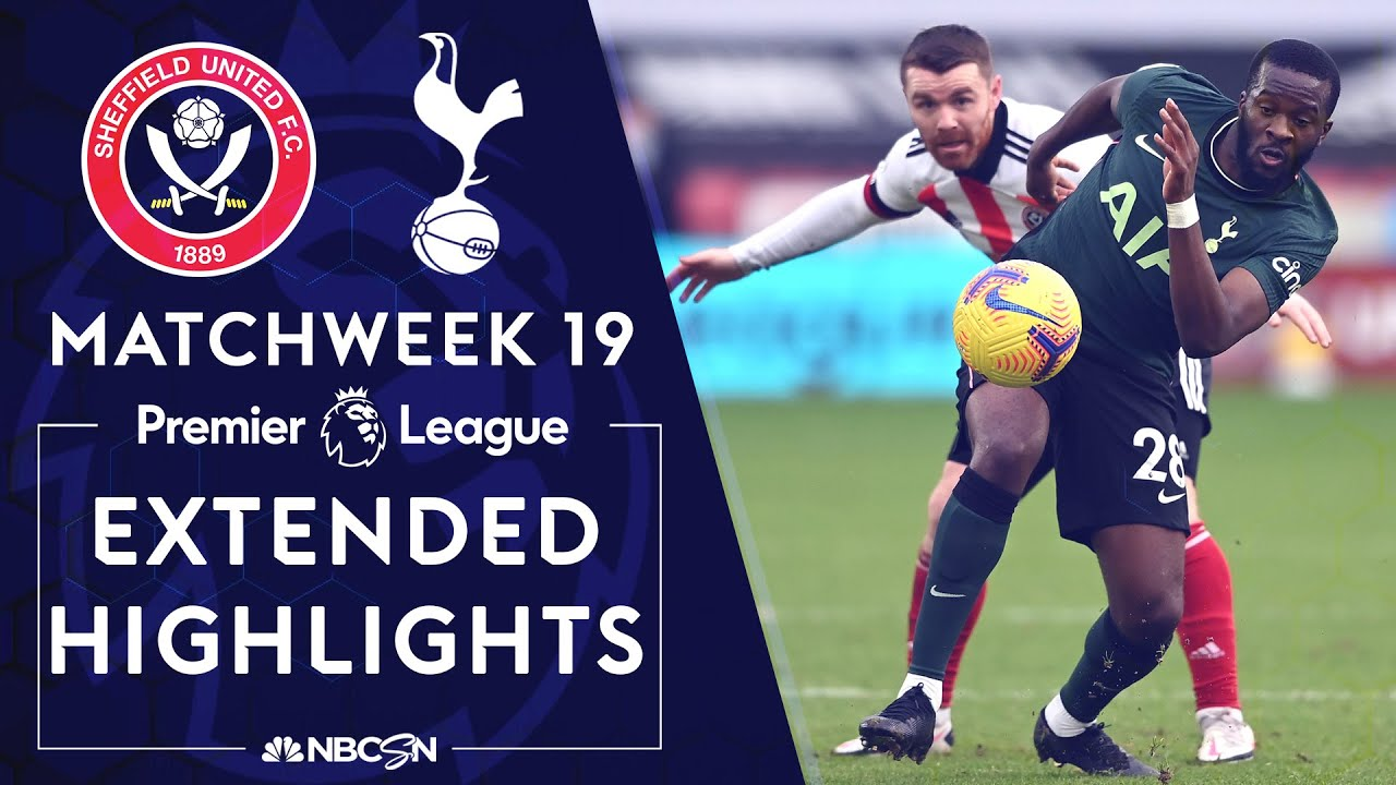 Sheffield United vs. Tottenham Hotspur 2021: Premier League ...
