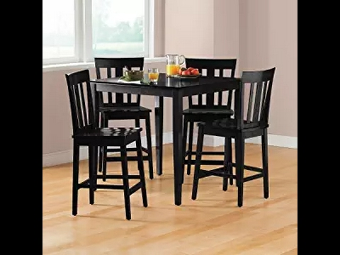 782cfafa42cd How to assemble MAINSTAYS table - YouTube