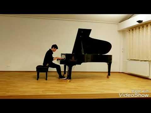 Liszt Transcendental Etudes No. 6 Vision - Zhouyang Zheng